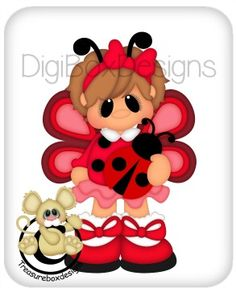 Digital Lady Bug