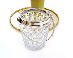 Vintage Ice Bucket Wine Chiller Italy Towle by OceansideCastle