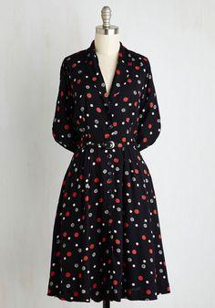 Emily and Fin Time of My Livelihood Dress | Mod Retro Vintage Dresses | ModCloth.com