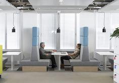 Ministerie Infrastructuur & Milieu office interior design by Hollandse Nieuwe, Den Haag, Hoofddorp