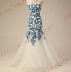 weddingstuffyouwant.unlimitedproducesolutions.com Lace wedding dressesThe mermaid style lace by honglangdress, $135.00