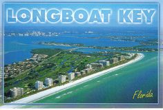 Longboat Key Florida...oh, when I win the lottery, I'll live here...
