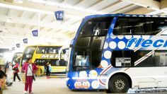Los pasajes en colectivo bajarán sus precios para competir con las aerolíneas low cost: El Ministerio de Transporte autorizó una nueva…