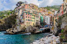 Riomaggiore - Cinque Terre, Liguria - Italy — Fotopedia