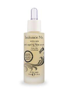 anti-ageing face serum-Balance Me