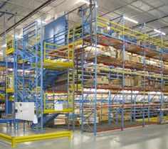 Pick Module Systems for Warehouse & Industrial Storage Racks Warehouse Pallet Racking, Industrial Storage Racks, This Is Us, Custom Design, Home, Ad Home, Homes, Haus, Houses