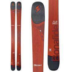 Blizzard Bonafide Skis 2017