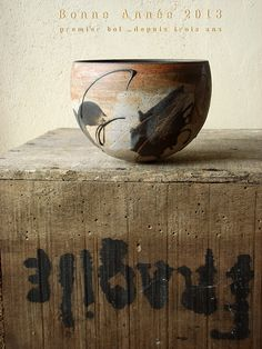 pottery : Christina Guwang
