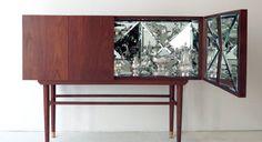 """The space between the void"" (Kaleidoscope Cabinet) by Sebastian Errazuriz"
