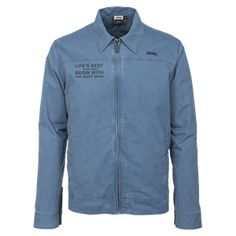 JEEP Outfitter -  MAN COTTON SHORT JACKET J5S