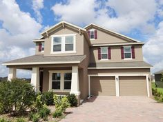 Hickory Hammock By Ryland Homes   Roarke II Model   Winter Garden New Homes Amazing Pictures