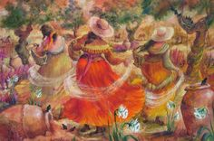 Country Lifestyle and Rural Living - by Luciana Mannelli - Like a dance