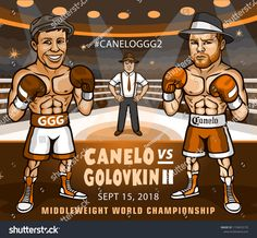 eccac0ab042a Canelo Alvarez vs. Gennady Golovkin II is an upcoming professional boxing  rematch between Canelo Alvarez