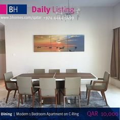 Today's Daily Listing FOR RENT: 1 Bedroom Apartment on CRing Road for QAR 10000 Fully Furnished.  To see more images of Today's Daily Listing visit our home page.  To schedule a viewing call 974 4444 5499 or visit our Doha Branch Office on the ground floor of the Al Mana Business Tower located on C-Ring Road.  #bhrent #bhdoha #alnasr #qatar #qtr #qtri #qatarlife #qatarinstagram #instagramqatar #instaqatar #qatar2016 #qatargram #qatarliving #qatarinsta #dohaqatar #qatarphoto #qtr_photos #doha…