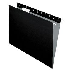 Find product information, ratings and reviews for Pendaflex® Hanging File Folders, 1/5 Tab, Letter, Black, 25/Box online on Target.com.
