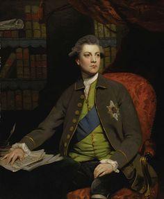 Sir Joshua Reynolds - Portrait of Henry Howard.jpg