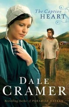 New 5-18-12. The Captive Heart by Dale Cramer. The epic story of an Amish community in peril. Inspired by actual events. July