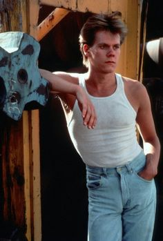 Kevin BACON in Footloose. ha ha