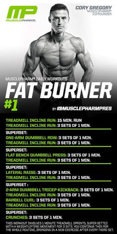 Fat Burner #1    Schede allenamenti palestra www.technonutrition.it