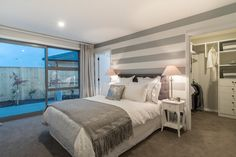 Master Bedroom | Bedroom Retreat | Calm Bedroom | Grey Bedroom | Walk-in Wardrobe | Ensuite | Neutral Tones | Cool Tones Calm Bedroom, Bedroom Retreat, Gray Bedroom, Master Bedroom, Walk In Wardrobe, Cool Tones, Neutral Tones, Bedroom Inspiration, Cool Stuff