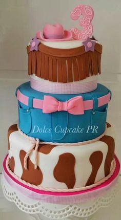Vaquera Cake