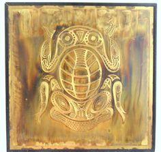Original Bernhard Rohne Metallic Design Studio by SweetLenasRetro,