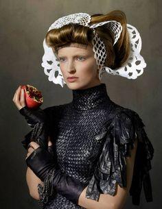 Über Fashion Marketing: Ymre Stiekema em The Master & the Girl -Vogue Netherlands