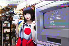 The 22-Year-Old Girl with Gameboy: TORIENA, Kyoto Chiptune Artist