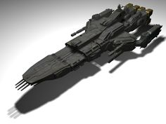 Pretty much my first fighter jet design. Actually its more of a gunship. A sci fi futuristic version of the current AC130 gunship with a little bit of Ace Combat and little bit of Macross in it. Wi...