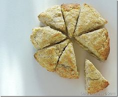 Scottish Scones - most yummy! Add a cup of berries for that something extra.