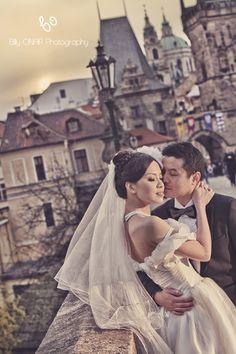 Overseas Pre-Wedding: Chloe and Ming – Prague » Wedding Photographer in Hong Kong – Billy ONAIR Photographer