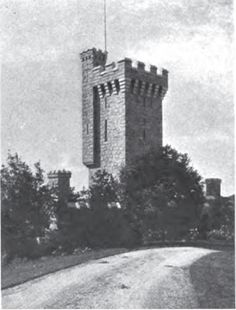 Chime Tower, Tenney Castle, Methuen MA