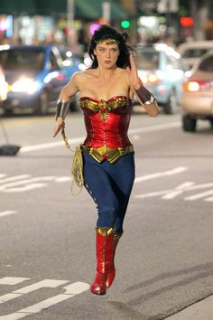 Although initially signed on to star in the Jamie Babbit horror film Breaking the Girl, due to delays in filming and production, and then scheduling conflicts, Palicki does not appear in the film. Dc Cosplay, Best Cosplay, Adrienne Palicki, Breaking The Girls, Linda Carter, Wonder Woman Comic, Glamour Magazine, Gal Gadot, 1980s