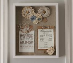 I want to do this with my wedding invite, hair piece, earrings and jewelry!