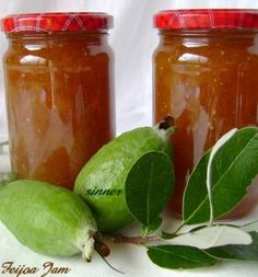 I had an abundance of feijoa from my orchard and as I have never tasted feijoa jam before, thought it was about time I made some to try. Fei...