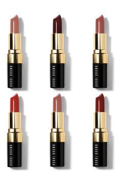 Bobbi Brown Lip Color - #ad #makeup #lipsticks