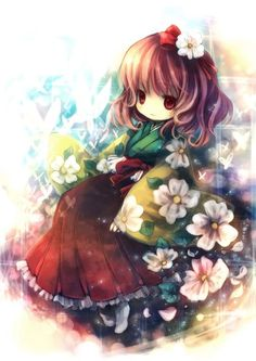 pretty anime pictures | cute anime chibi girl, cute anime chibi girl