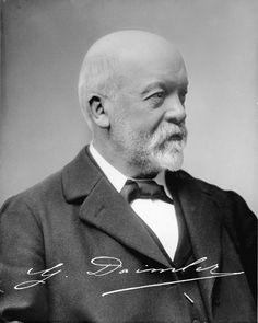 Gottlieb Daimler March 17, 1834 – March 6, 1900 was an engineer, industrial designer and industrialist born in Schorndorf, Germany