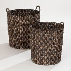 Caitlin Tote Basket Collection | World Market