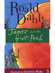 James and the Giant Peach book way better than movie but read and watch both you will love them. best movie ive seen and best book ive read roald dahl writes good books i also read matilda and ive seen the movie Best Books To Read, Used Books, My Books, Books For Boys, Childrens Books, James And Giant Peach, Price Book, Roald Dahl, Popular Books