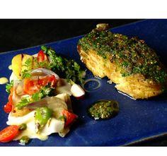 Lasanha de legumes com bacalhau do Pomodori