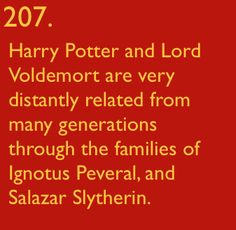 Harry Potter Facts - Harry Potter Photo (26779352) - Fanpop