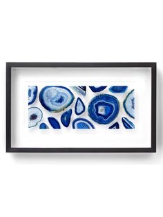 Agate Slab Mosaic by Christopher Marley (Framed) from Mobile First Look: Christopher Marley Collection on Gilt