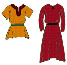 Would you rather wear tattered rags or regalia made of silk? In the Middle Ages you had no choice. If you were the child of a peasant, you would wear anything you could get. If you were royalty, however, it would be silk robes and damask gowns. Clothing in the middle ages was rough and scratchy, but in some cases was smooth and finely sewn, (depending on how wealthy you were).