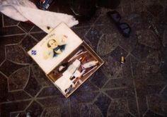 Kurt Cobain's possessions, found near his body