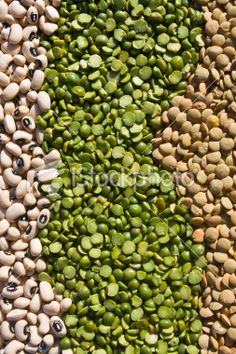 Legumes Background Royalty Free Stock Photo