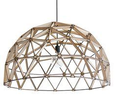 design wood lamp