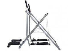 Simulador de Caminhada Space Fitness Twister - c/ 10 Tipos de Exercícios