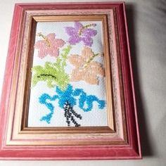 Bouquet d'hibiscus