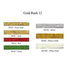 DMC Desire Color Infusions Memory Thread 5m Bobbins Various Colours